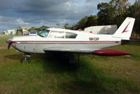 VH-CXP @ YCAB - 50 year old Piper at Caboolture , QLD