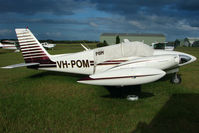 VH-POM @ YCAB - Piper PA30 at Caboolture