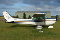 VH-MZW @ YCAB - Cessna 172N at Caboolture , QLD
