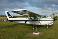 VH-LDK @ YCAB - Cessna 172RG at Caboolture, QLD