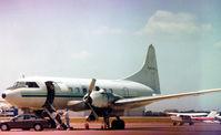 N41527 @ GKY - Geo Air Convair 440 at Arlington Municipal