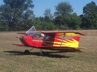 N2657H @ 3TR - SNS-9 Hiperlight Two Place - by Wolverton Susan M
