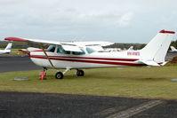 VH-HWX @ YCUD - Cessna 172 at Caloundra