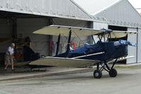 VH-APE @ YCUD - Vintage Tiger Moth at Caloundra