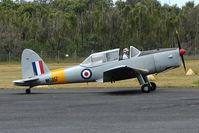 VH-RSP @ YCUD - 1951 DHC1 Chipmunk wears Serial WG357 at Caloundra
