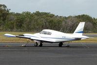 VH-KNG @ YCUD - Piper Pa-30 at Caloundra
