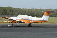 VH-BMI @ YCUD - Piper Pa-28RT-201 at Caloundra