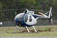 VH-VLM @ YCUD - Hughes 369S at Caloundra
