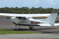 VH-SKO @ YCUD - Cessna 172N at Caloundra