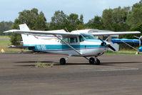 VH-DBG @ YCUD - Cessna 172P at Caloundra
