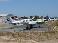 CS-AVL @ LPPM - Beechcraft duchess at portimão. Portugal - by ze_mikex