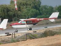 CS-AHE @ LPPM - Cessna skymaster at Portimão, Portugal - by ze_mikex