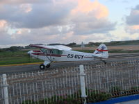 CS-DCY @ LPSC - Piper super cub from aeroplano , airservice company - by ze_mikex