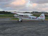 CS-DIO @ LPSC - piper super cub from aeroplano company - by ze_mikex