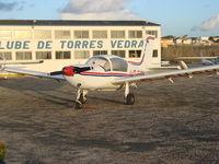 D-EHSH @ LPSC - socata rallye from aeroplano company at santa cruz, Portugal - by ze_mikex
