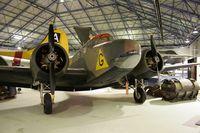 MP425 @ RAFM-HEN - Taken at the RAF Museum, Hendon. December 2008 - by Steve Staunton
