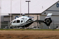 N517JS @ GPM - At American Eurocopter - Grand Prairie, TX  ( not as much heat today) - by Zane Adams
