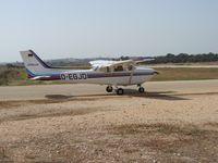 D-EGJD @ LPPM - Cessna 172 from aerovip a portimao - by ze_mikex