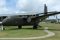 A4-173 - At the Queensland Air Museum, Calondra, Australia - A DHC-4 Caribou delivered in 1964 to the Australia Airforce in Vietnam - where it survived two crashes - withdrawn in 1990