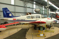 VH-MBX - At the Queensland Air Museum, Caloundra, Australia - This Aztec was actually VH-MBX before being preserved in the colours of TAA Sunbird with the false registration of VH-TGP
