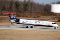 N718PS @ KCLT - Taken from the overlook on the west side of the Charlotte Douglas International Airport. - by Bradley Bormuth