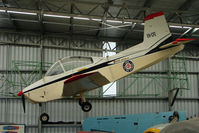 VH-CFE - At the Queensland Air Museum, Caloundra, Australia - Victa Airtourer 100 that saw service 1963-1981