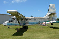 VH-BFH - At the Queensland Air Museum, Caloundra, Australia - This aircraft operated in Denmark , New zealand and Austrailia before suffering hail damage in 1985