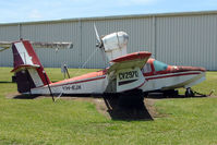 VH-EJX - At the Queensland Air Museum, Caloundra, Australia - Lake Buccaneer that saw service exclusively in Australia between 1974-1997