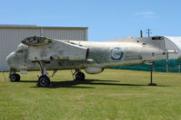 133160 - At the Queensland Air Museum, Caloundra, Australia - S-2A Tracker - by Terry Fletcher