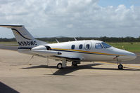 N580WC @ YBMC - Nice to see an Eclipse bizjet at Maroochydore