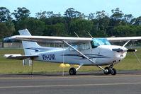 VH-UWI @ YBMC - Cessna 172 at Maroochydore