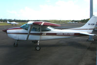 VH-KDW @ YBMC - Cessna 182 of the Flying School at Maroochydore