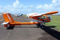 VH-SZS @ YBMC - Seabird SB7L-360A at Maroochydore