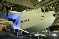 ML824 @ RAFM-HEN - Taken at the RAF Museum, Hendon. December 2008 - by Steve Staunton