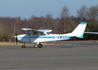 G-AWGD photo, click to enlarge