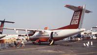 OK-TZB @ LFPB - LET L-610M first prototype at Aerosalon Paris 1989