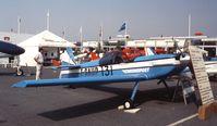 F-GAUP @ LFPB - Mudry CAP-21 at Aerosalon Paris 1989