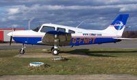 G-FNPT @ EGLK - Piper PA-28-161 Warrior III - by moxy