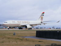 A6-EYH @ EGCC - Etihad - by chris hall