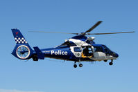 VH-PVH - Essendon based Police Eurocopter on training exercise