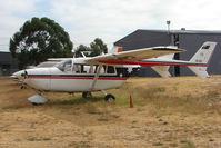 VH-GKY @ YMMB - 1964 Cessna 336 at Moorabbin