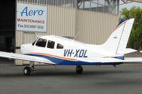 VH-XDL @ YMMB - Piper Pa-28-161 at Moorabbin