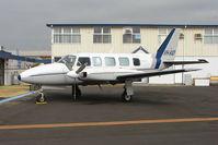 VH-KIO @ YMMB - King Island Air's Navajo at Moorabin
