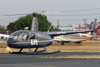 VH-NIK @ YMMB - Robinson R44 at Moorabbin
