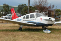 VH-JYK @ YMMB - Piper Pa-28-161 at Moorabbin in Virgin colours
