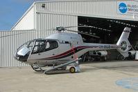 VH-BGB @ YMMB - Eurocopter EC120B at Moorabbin