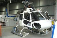 VH-HWA @ YMMB - Eurocopter AS350B3 receiving Maintenance at Moorabbin