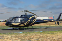 VH-XBX @ YMMB - Aerospatiale AS350BA at Moorabbin