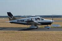VH-RQM @ YMMB - Piper Pa-28-161 at Moorabbin