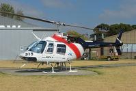 VH-JRE @ YMMB - Bell 206B at Moorabbin